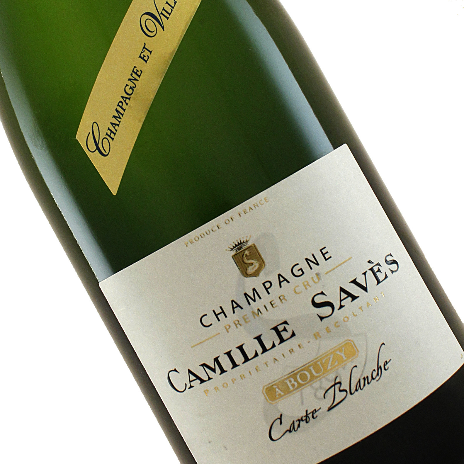 Carte Blanche French Camille Saves N V Carte Blanche Champagne