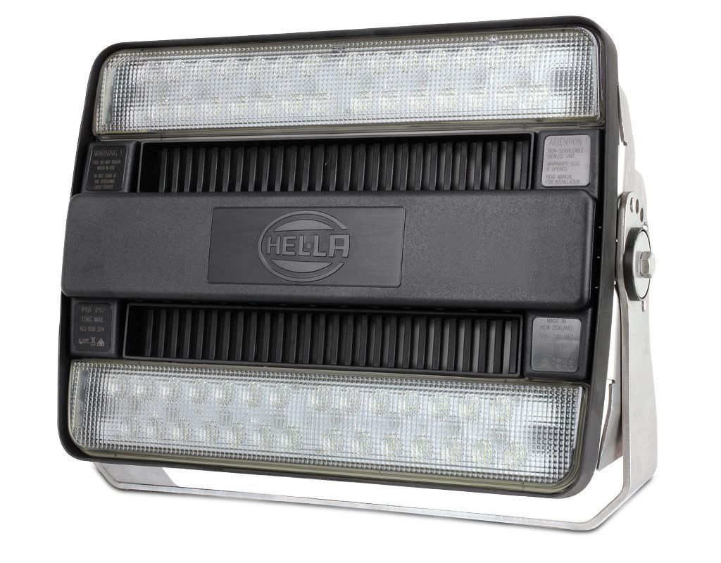Hella Shop Hella Hypalume 110 230v Ac Led Flood Light Close Range