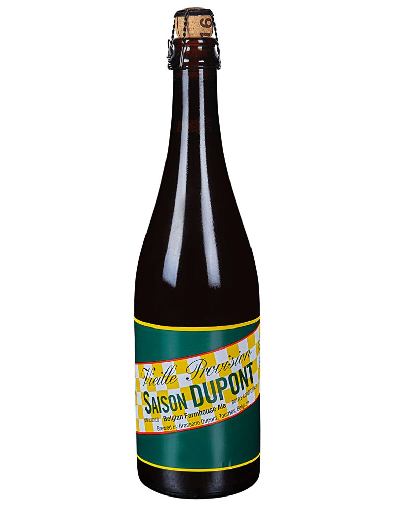Saison Belgian Farmhouse Ale Saison Dupont Belgian Farmhouse Ale 4pk Bottle