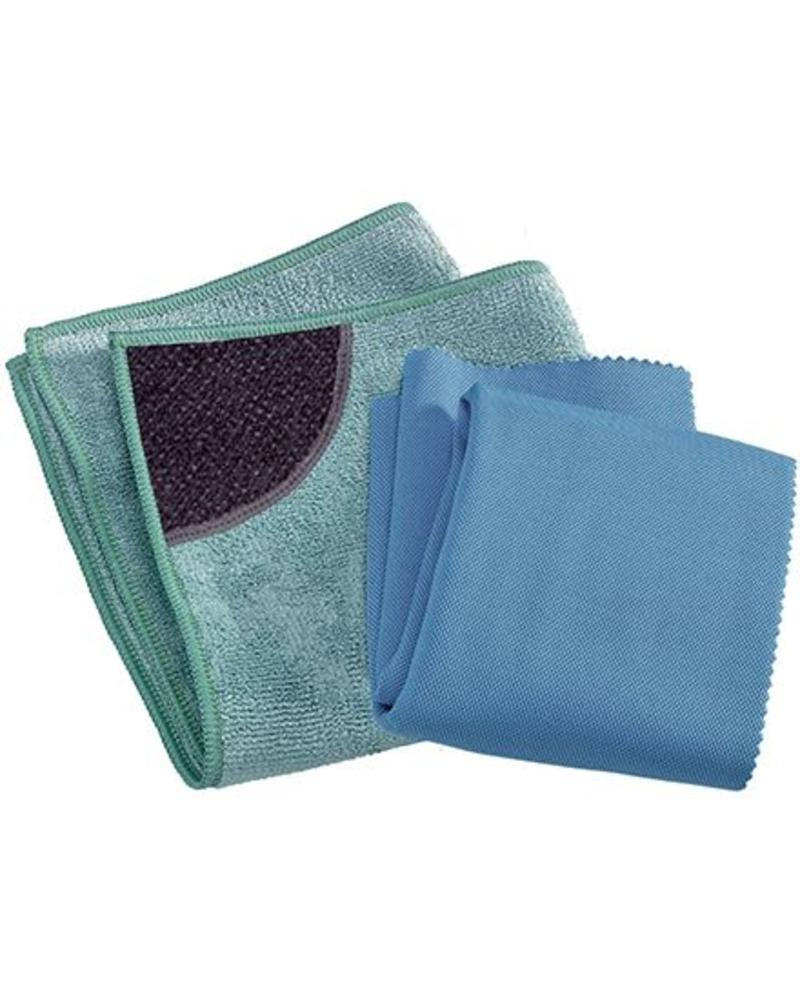 2 Pack Kitchen E Cloth Kitchen Cleaning Cloths 2 Pack