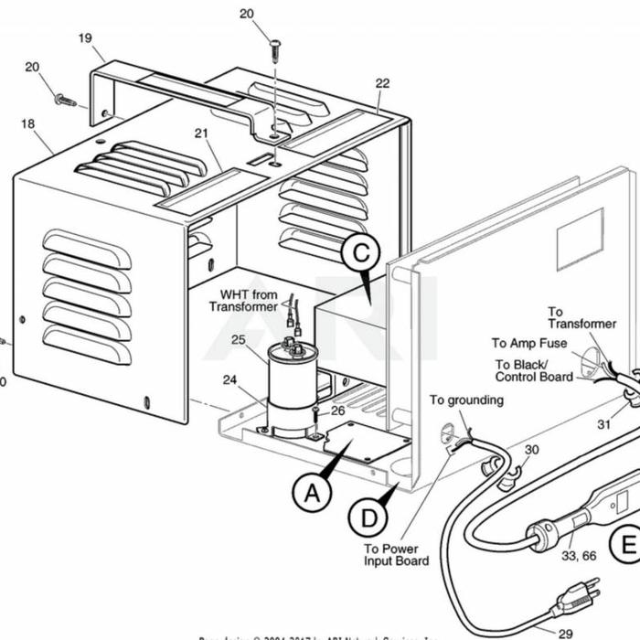 description receptacle tester wiring diagram