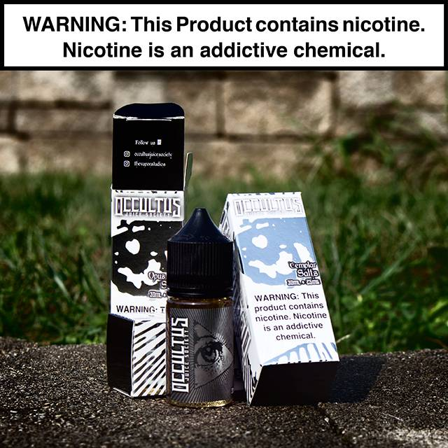 Occultus Salts TopVape - Top Vape