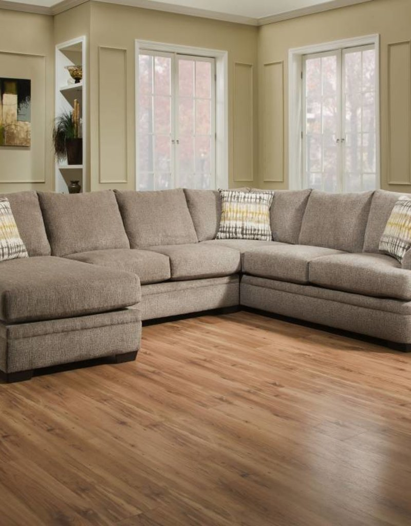 Perth Furniture Shops American Furniture Perth Pewter 2pc Sectional
