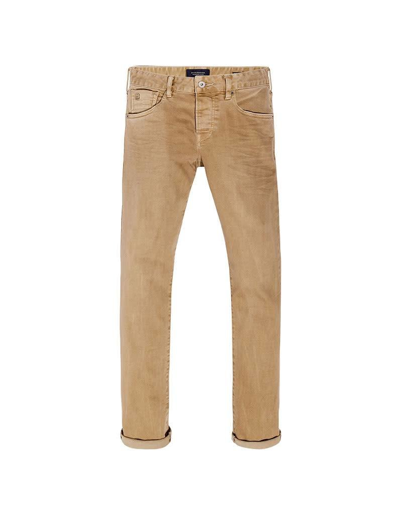 Jean Scotch Soda Scotch Soda Ralston Jean Garment Dyed Khaki