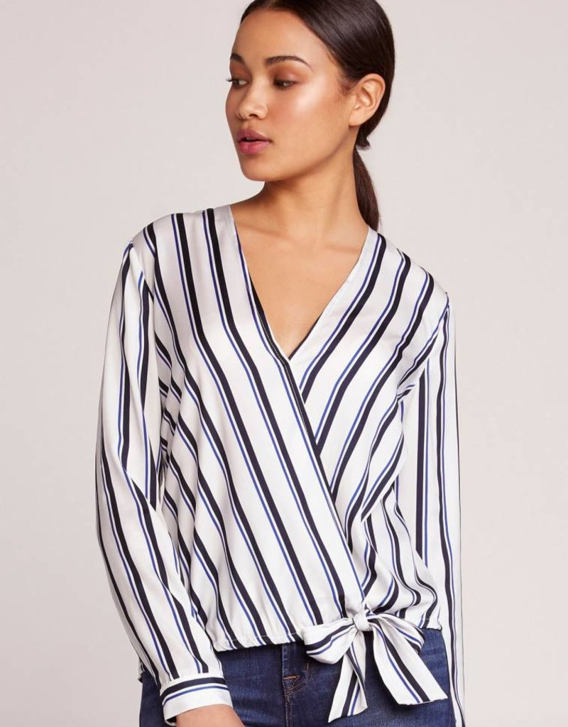 Top Bb Bb Dakota Across My Heart Stripe Top