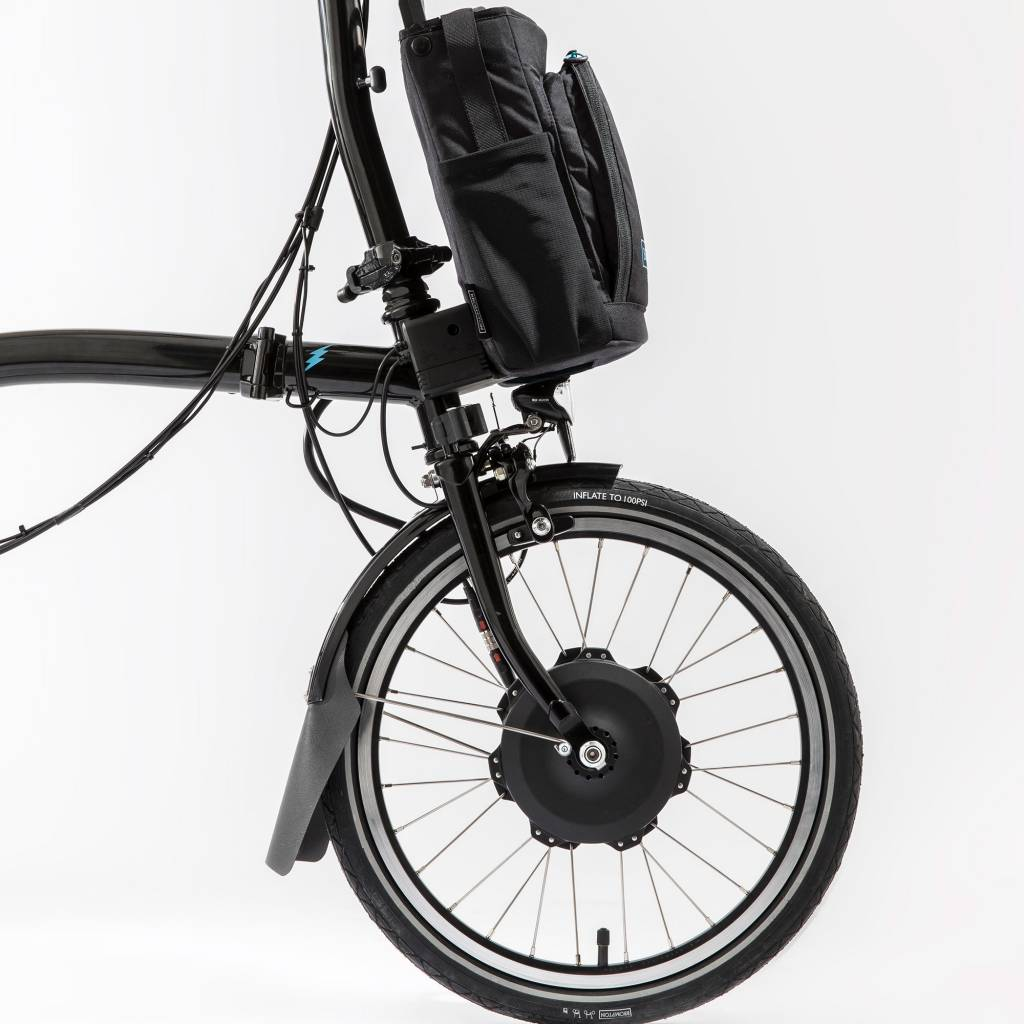 Brompton Bikes Brompton Electric Folding Bike