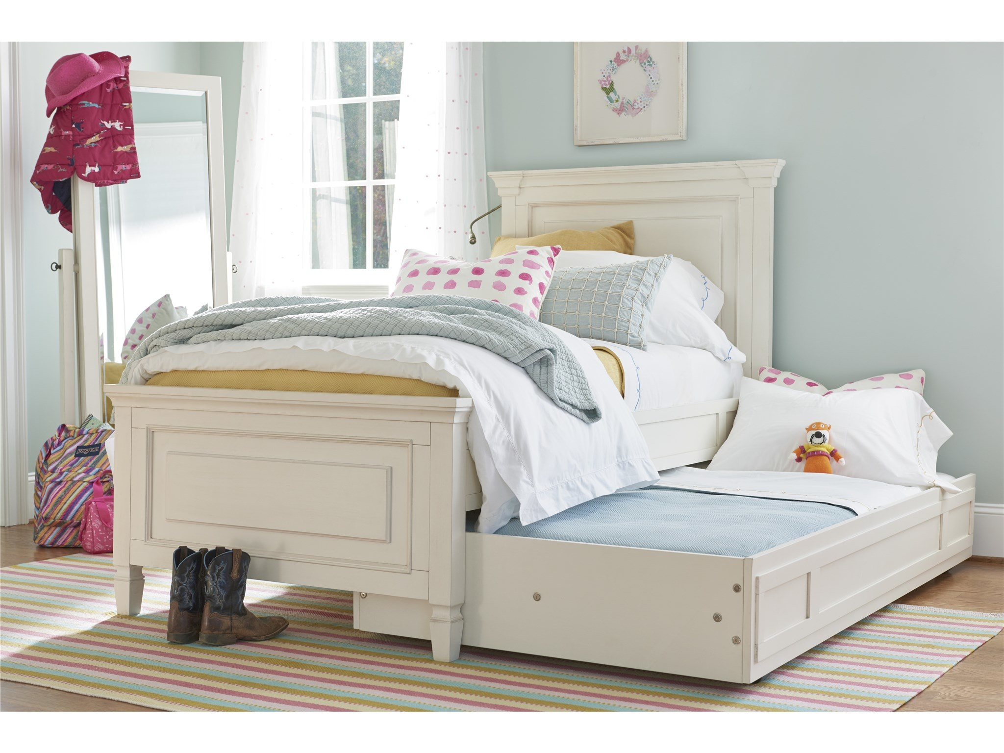 Bed Shops Reading Universal Smart Stuff Summerhill Twin Reading Bed