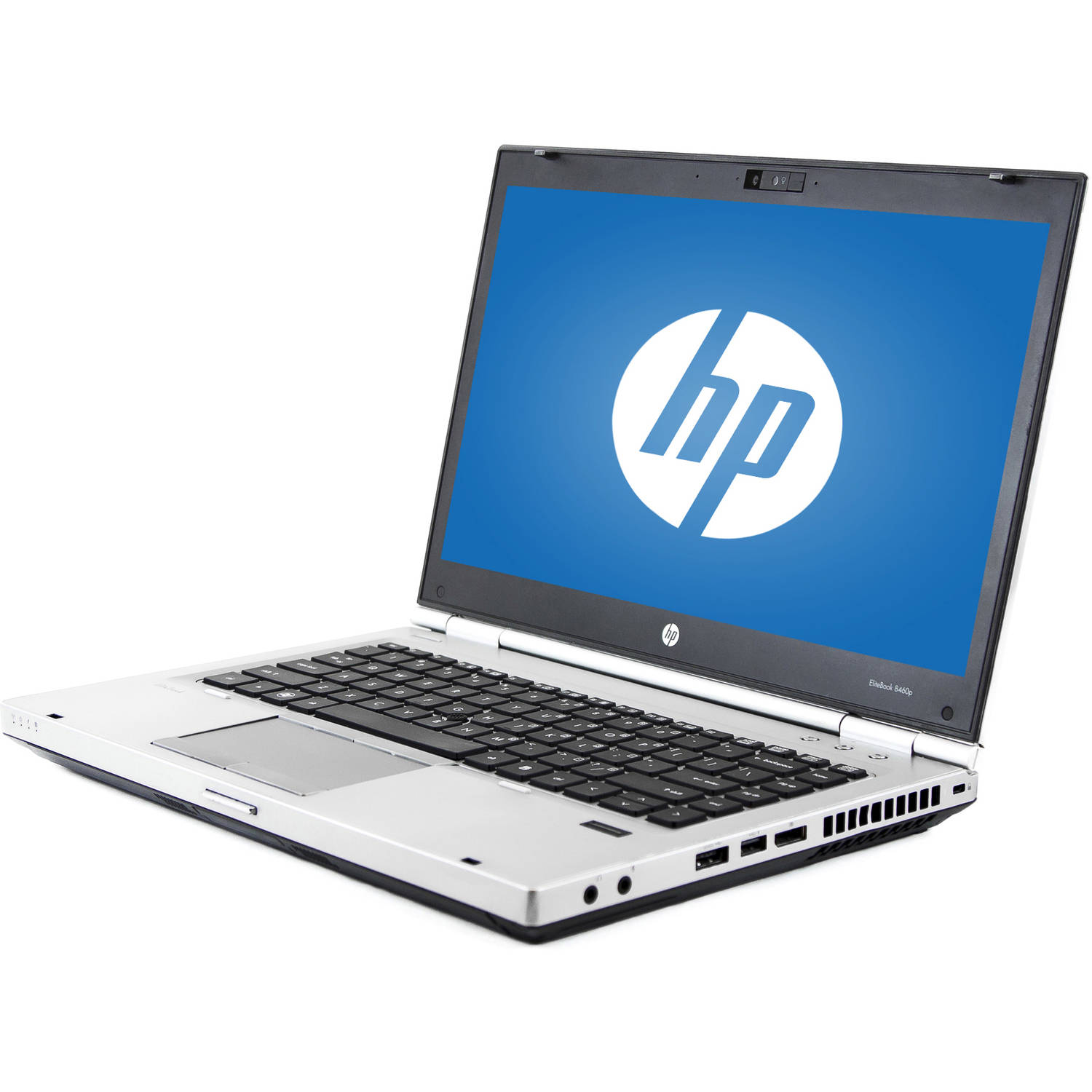 Hp Elitebook 8460p Hp Silver 14 Quot Elitebook 8460p Laptop Pc W Intel Core I5