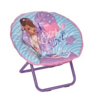 Disney Doc McStuffins Toddler Saucer Chair