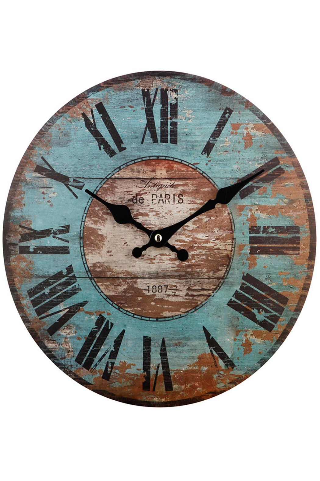 Unique Wall Clocks Cheap A Andb Home Wall Clock From Texas By Dora Moss Interiors