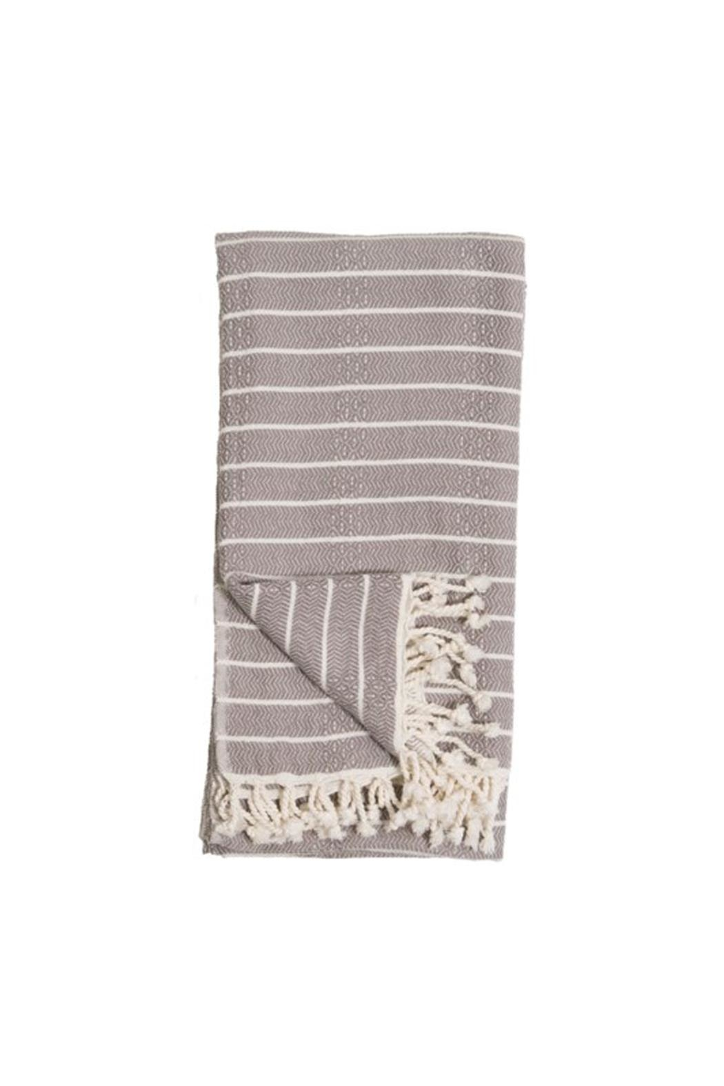 Bamboo Canada Pokoloko Bamboo Striped Body Towel From Canada By Mountain Home