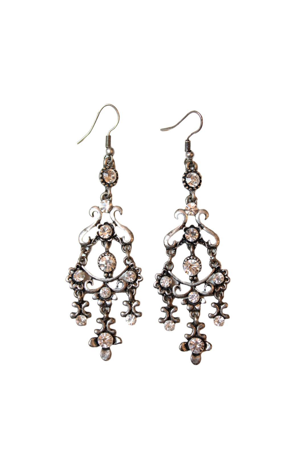 Carte Blanche French Carte Blanche Boutique French Chic Earrings From Vancouver By