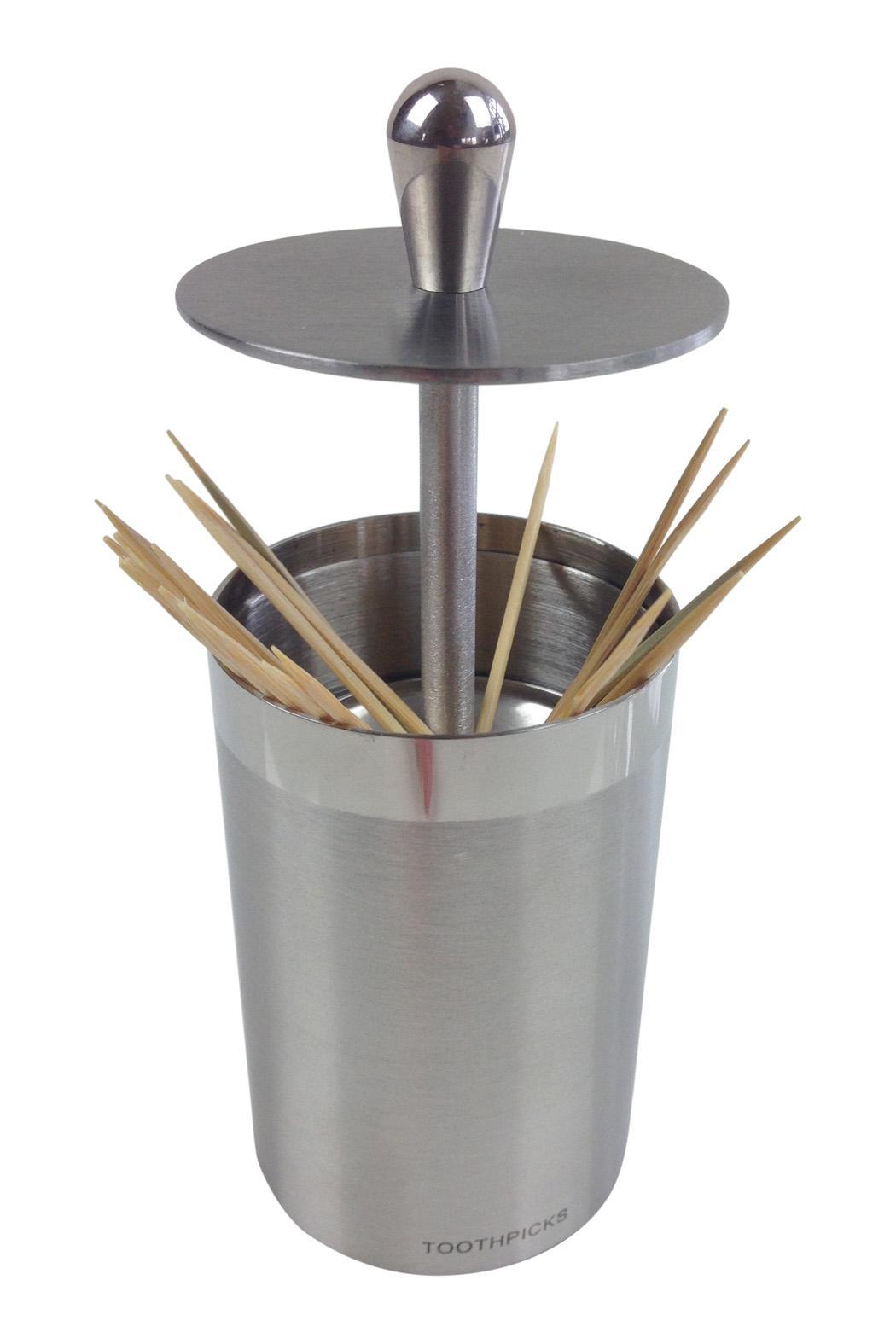 Toothpick Holders Ghome2 Stainless Steel Toothpick Holder From Minneapolis
