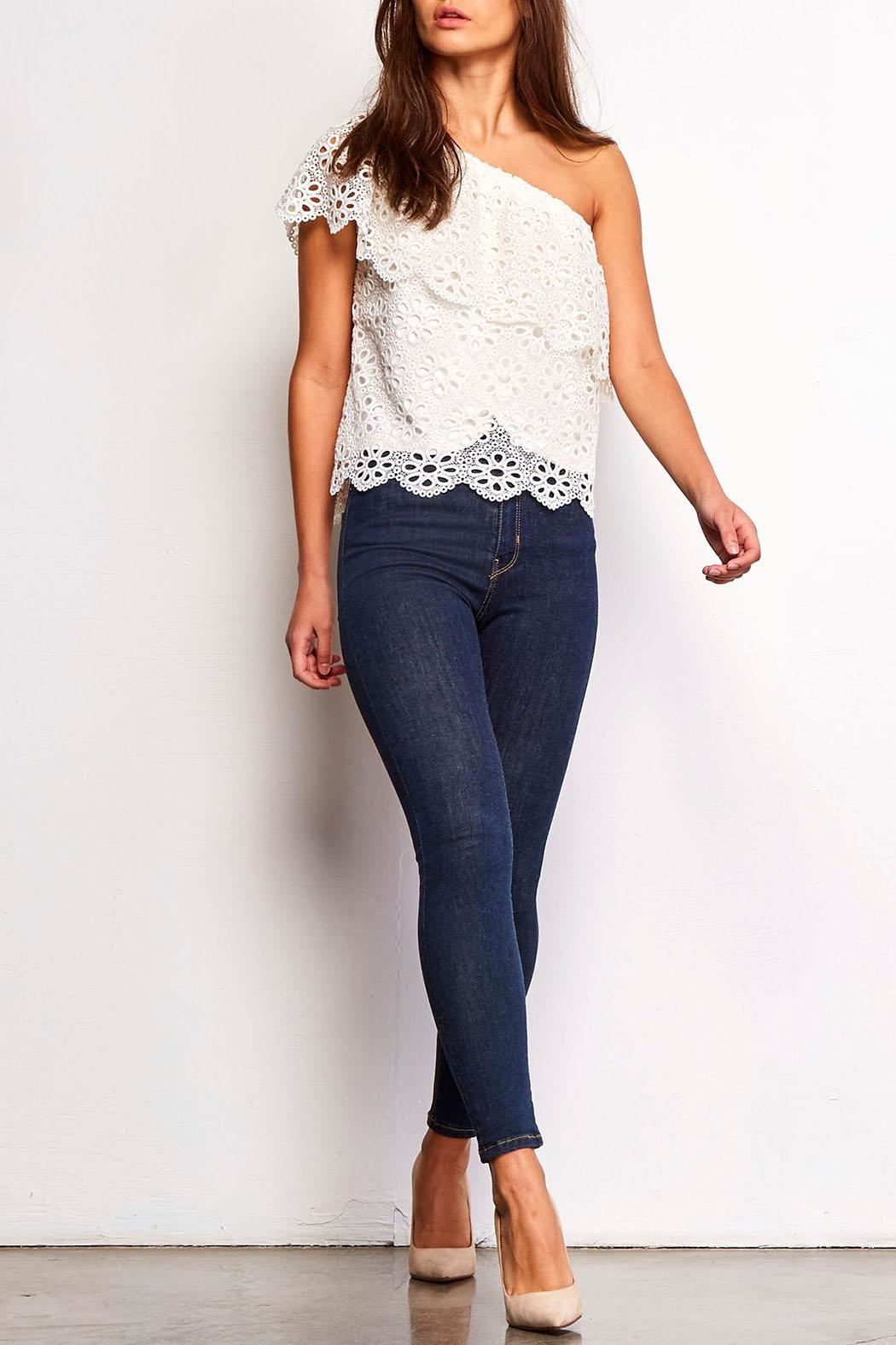 Top Bb Jack By Bb Dakota Lolita Eyelet Top From New Jersey By Boutique