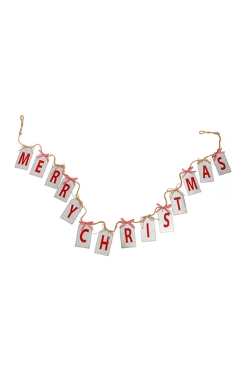 RAZ Imports Merry Christmas Banner from Alabama by Walker\u0027s \u2014 Shoptiques - merry christmas email banner