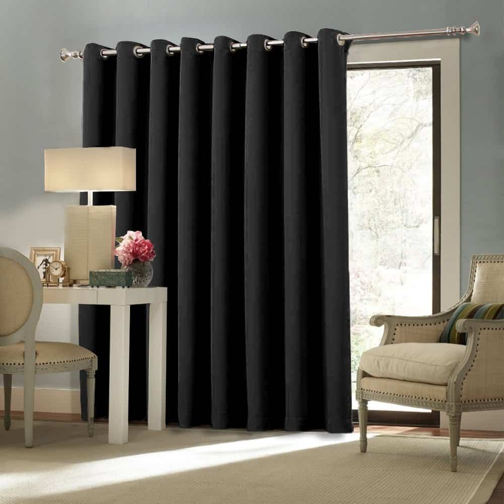 Sliding Door Curtain Window Treatments For Sliding Glass Doors Ideas Tips
