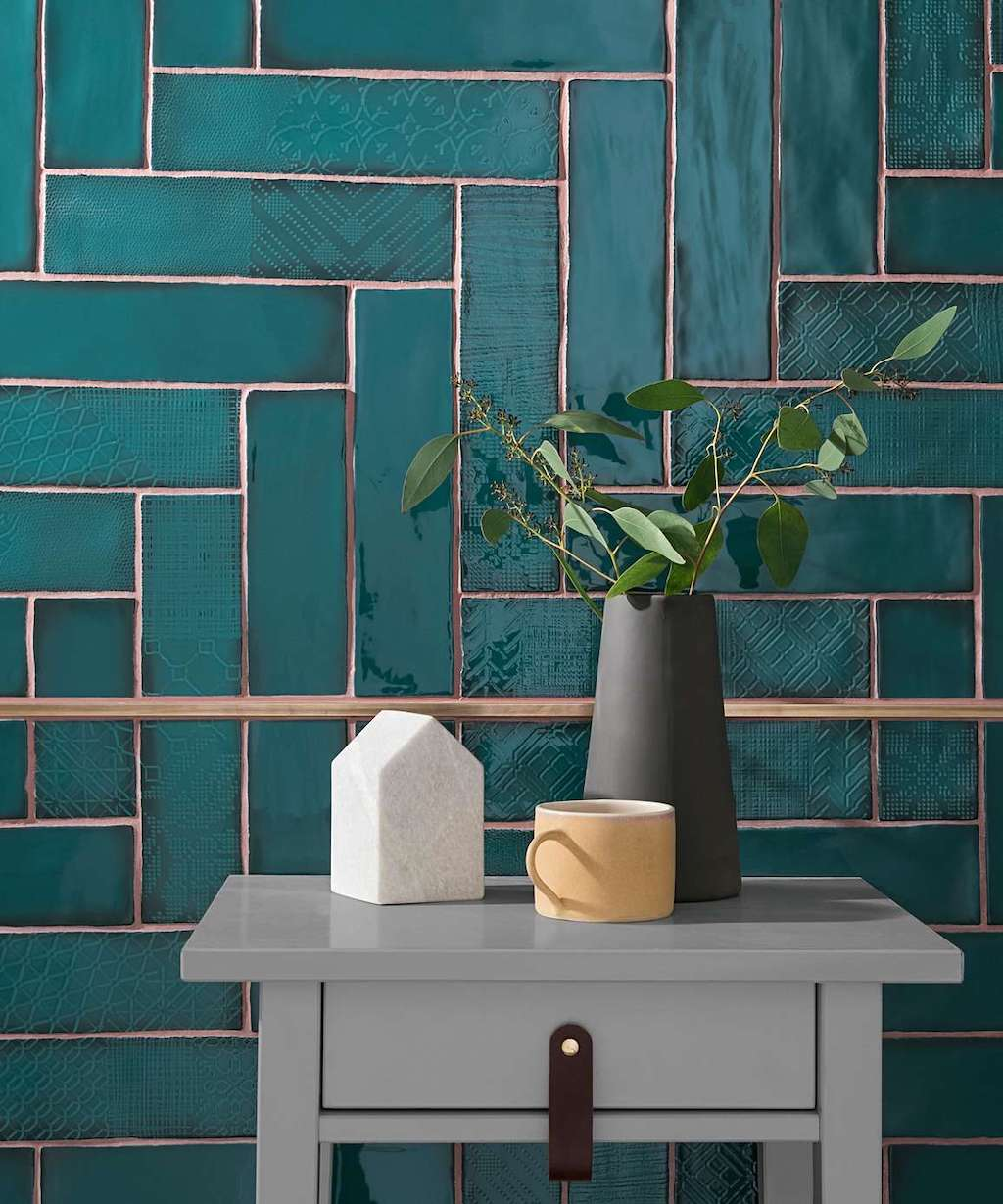 Metro Brick Tiles 14 Pattern Ideas For Kitchens And Bathrooms Haticexinterior