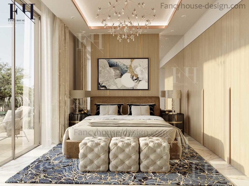Design A Bedroom Master Bedroom Interior Design In Dubai Uae Bedroom Designs 2019