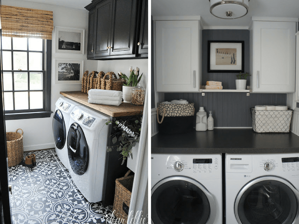 Kitchen Utility Room Ideas 12 Inspiring Small Laundry Room Ideas Love And Renovations