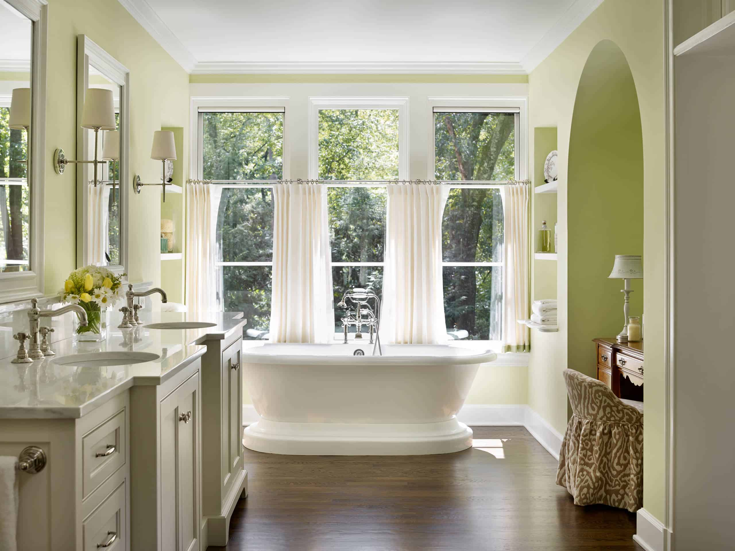 Bathroom Window Covering Tips Ideas For Choosing Bathroom Window Curtains With Photos