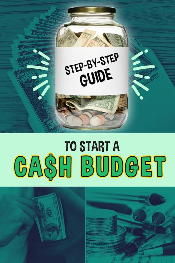 Cash Budget Format and Example including a Hybrid Approach
