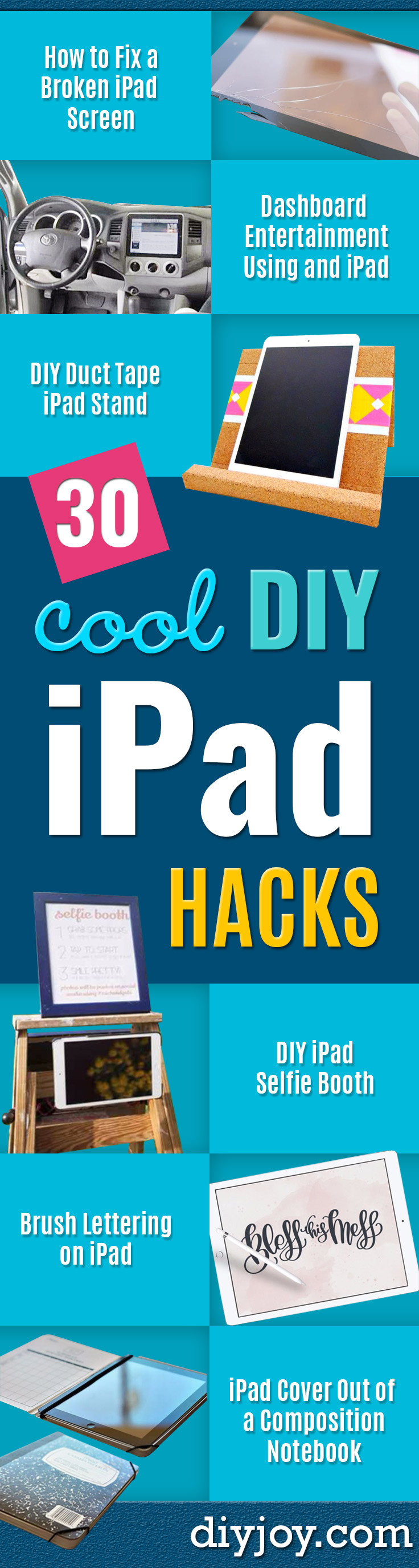 30 Ipad Hacks And Tips To Try Out Today