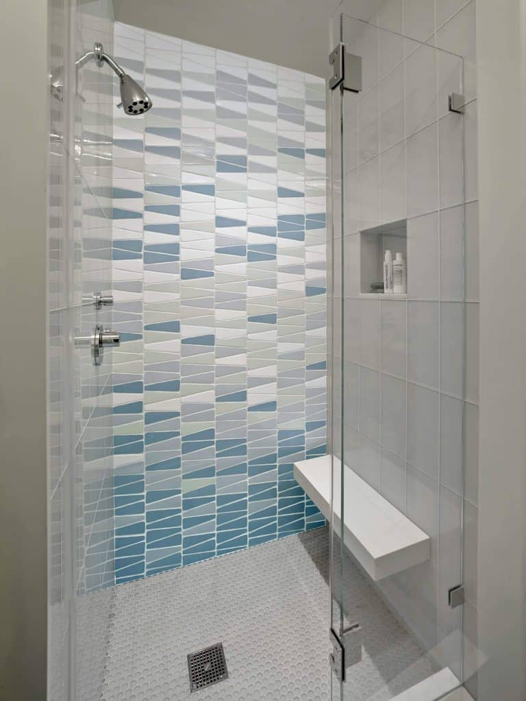 44 Best Shower Tile Ideas And Designs For 2019