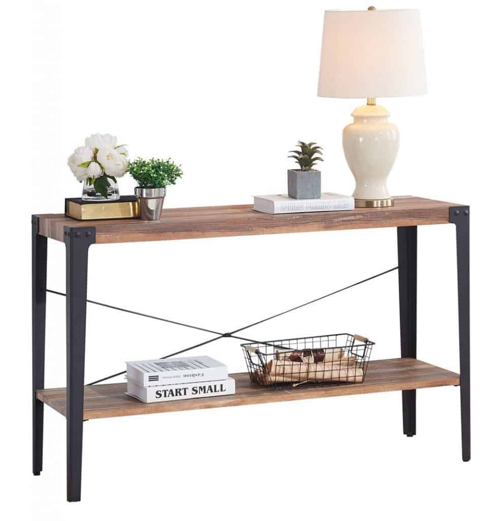 Glass Sofa Table Decor 35 Top 𝗦𝗼𝗳𝗮 𝗧𝗮𝗯𝗹𝗲 𝗜𝗱𝗲𝗮𝘀 And Styles For 𝟮𝟬𝟭𝟵