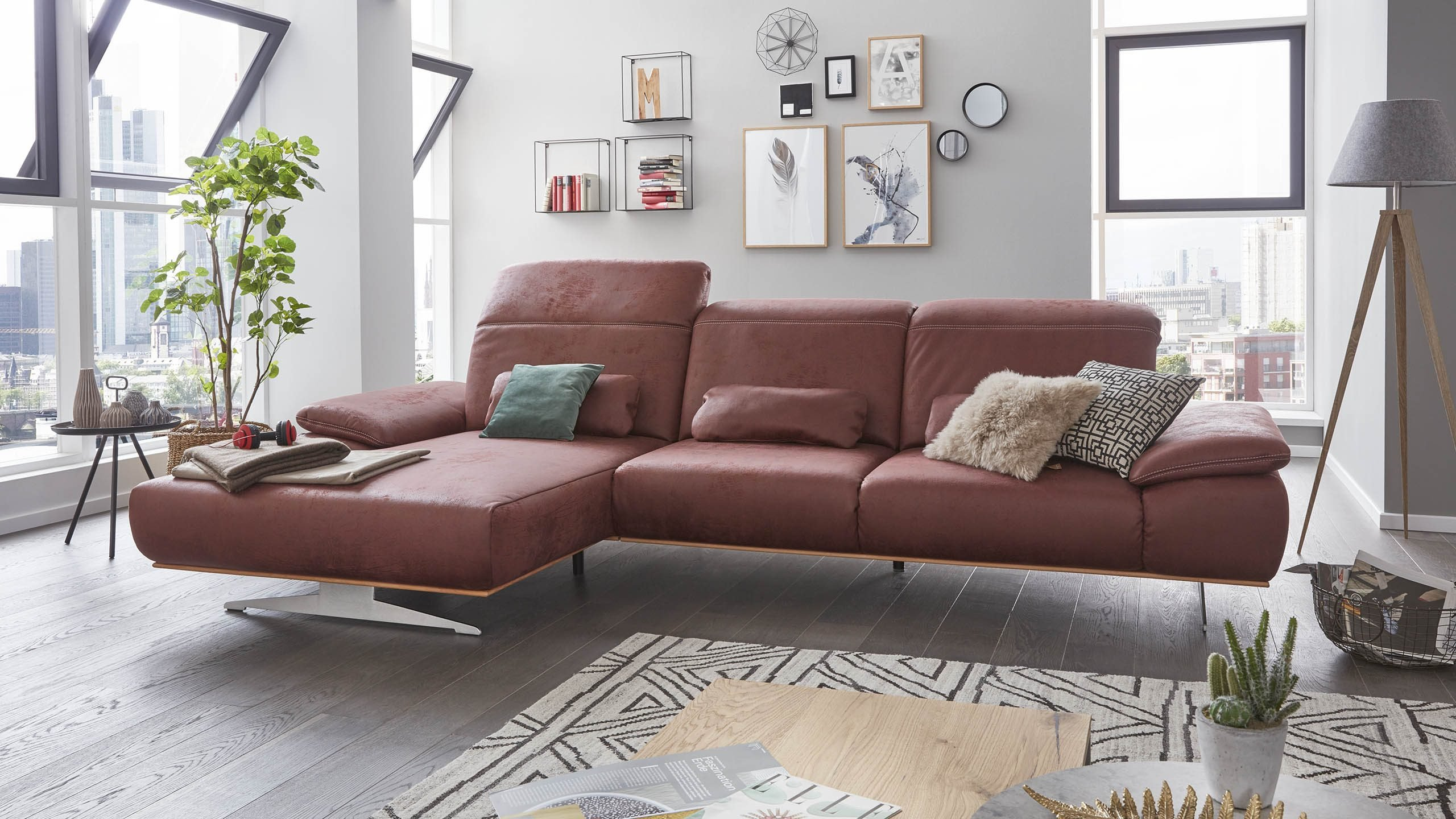 Interliving Sofas Der Neuen Kollektion 2019 Interliving