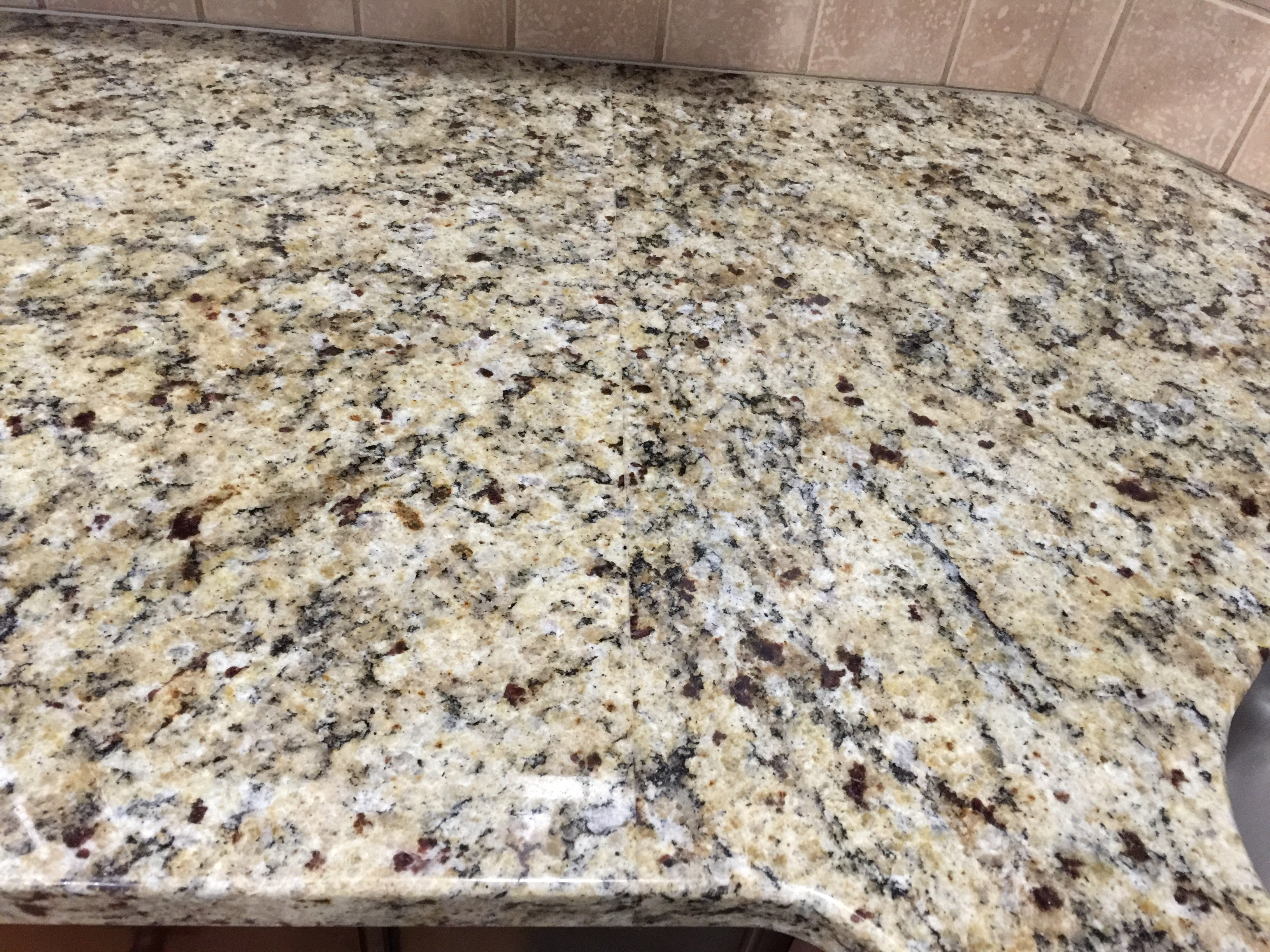 Project Profile Giallo Napoli Granite Countertops In