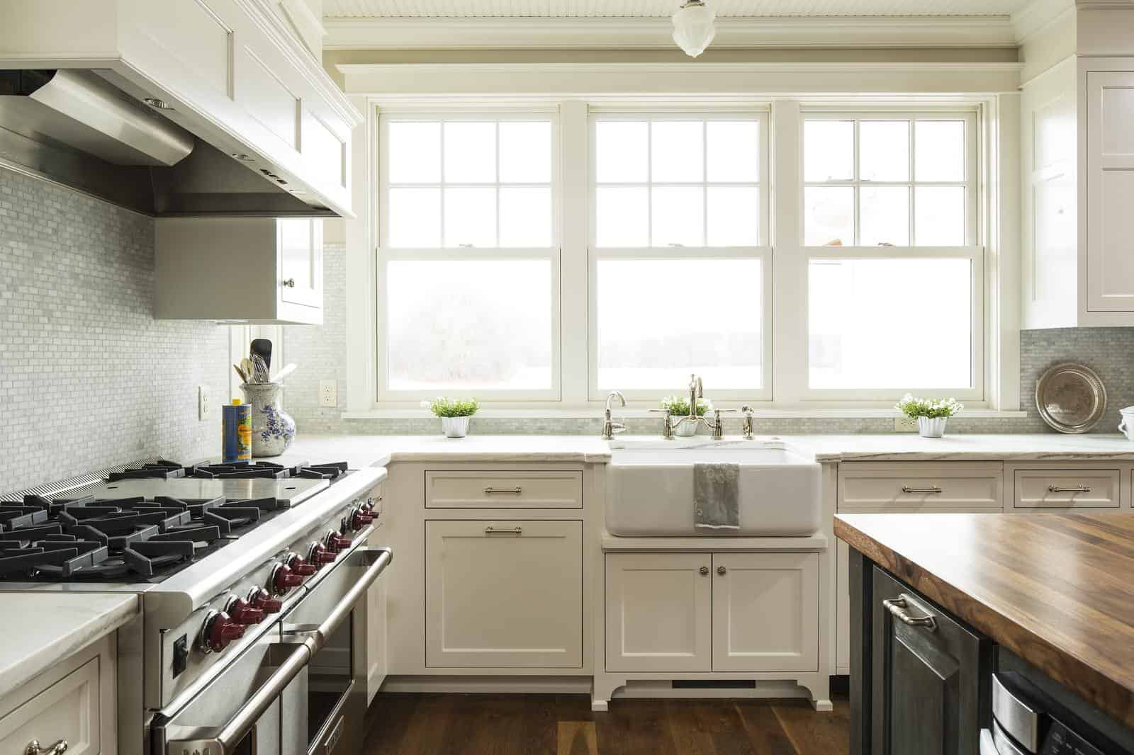 19 Stunning Off White Kitchen Cabinets Combinations To Catch More Attention Jimenezphoto