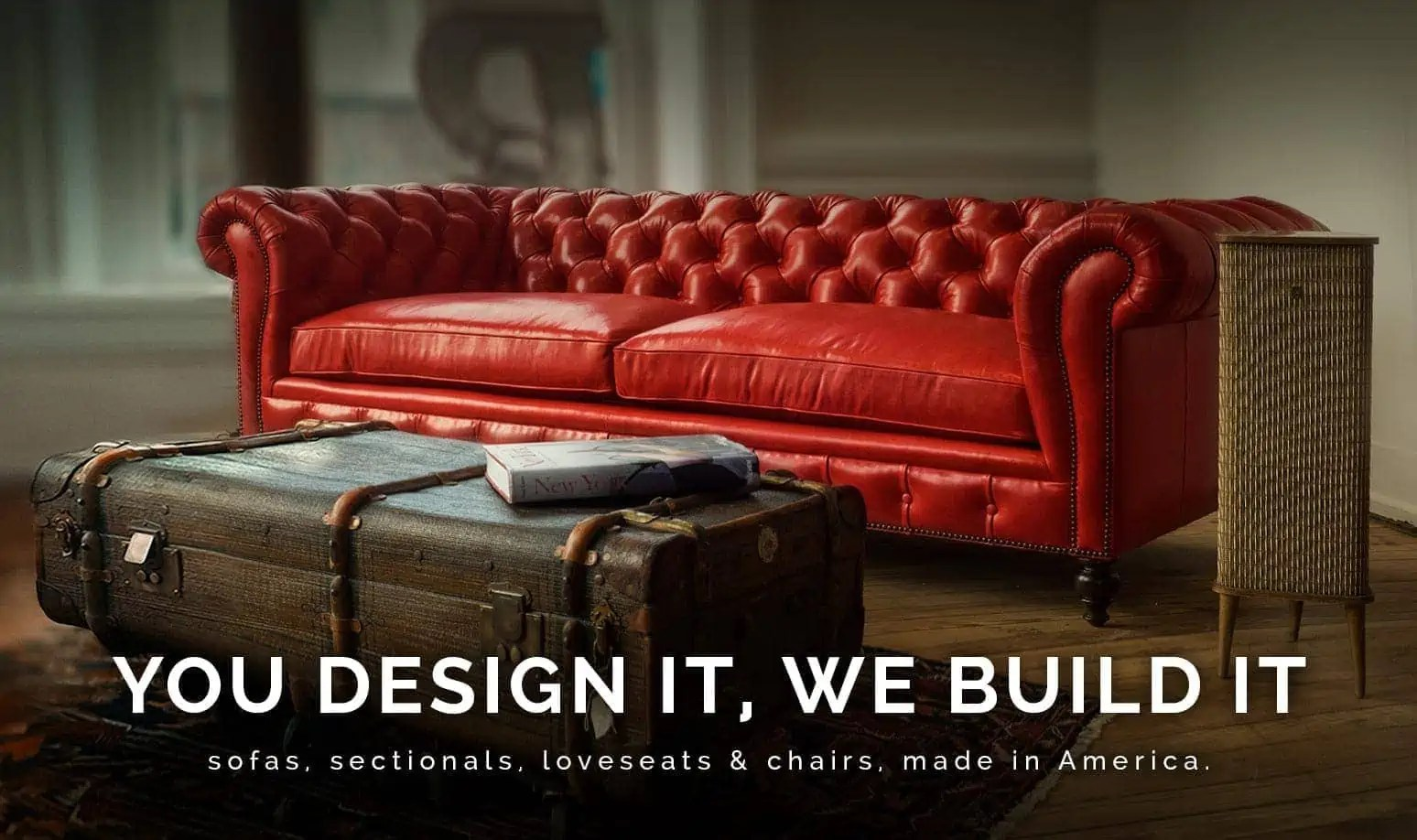 American Made Custom Furniture Chesterfields More Of Iron Oak