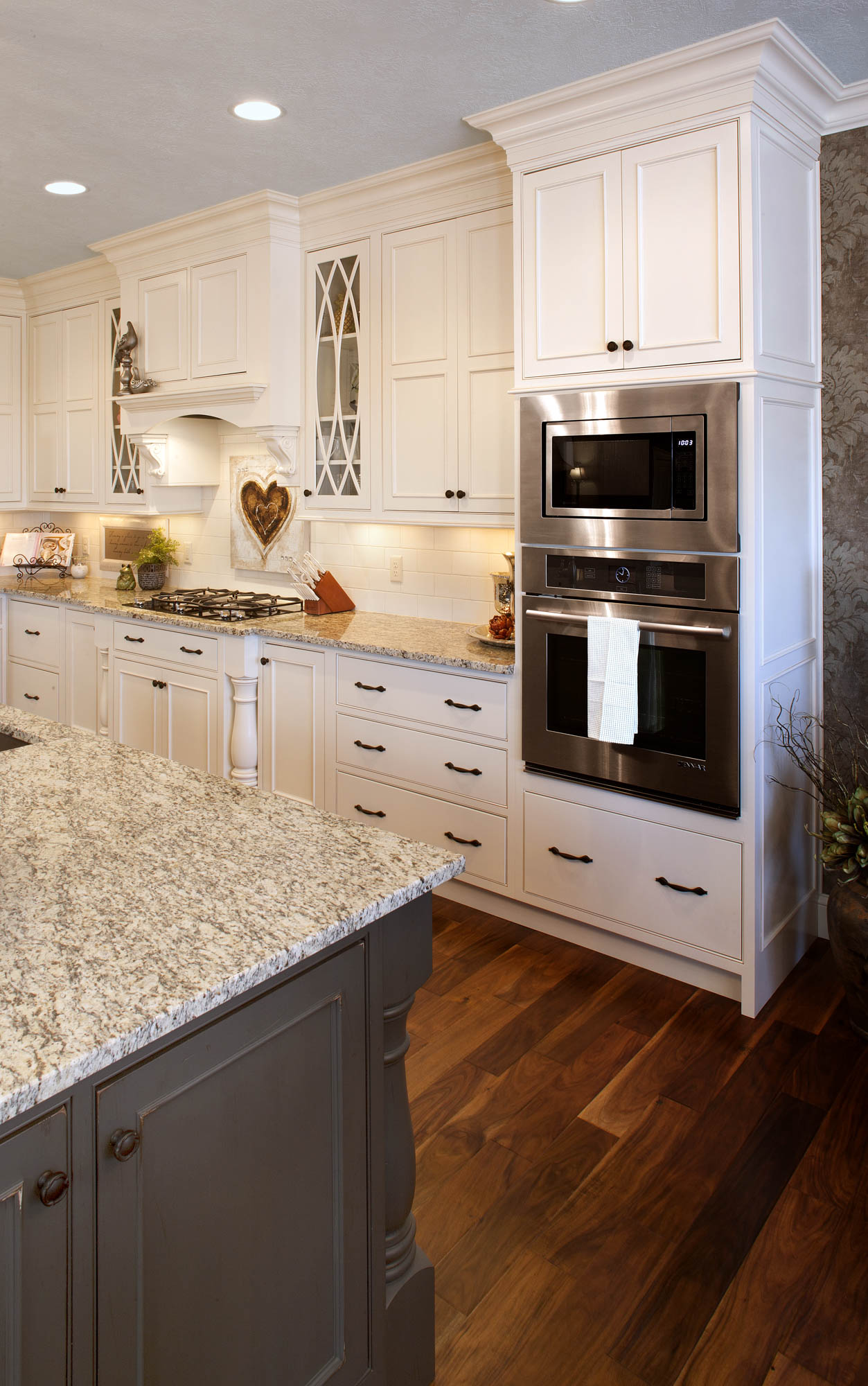 Showplace Kitchen Cabinets See This Kitchen 39s Graceful Glass Doors Showplace Cabinetry