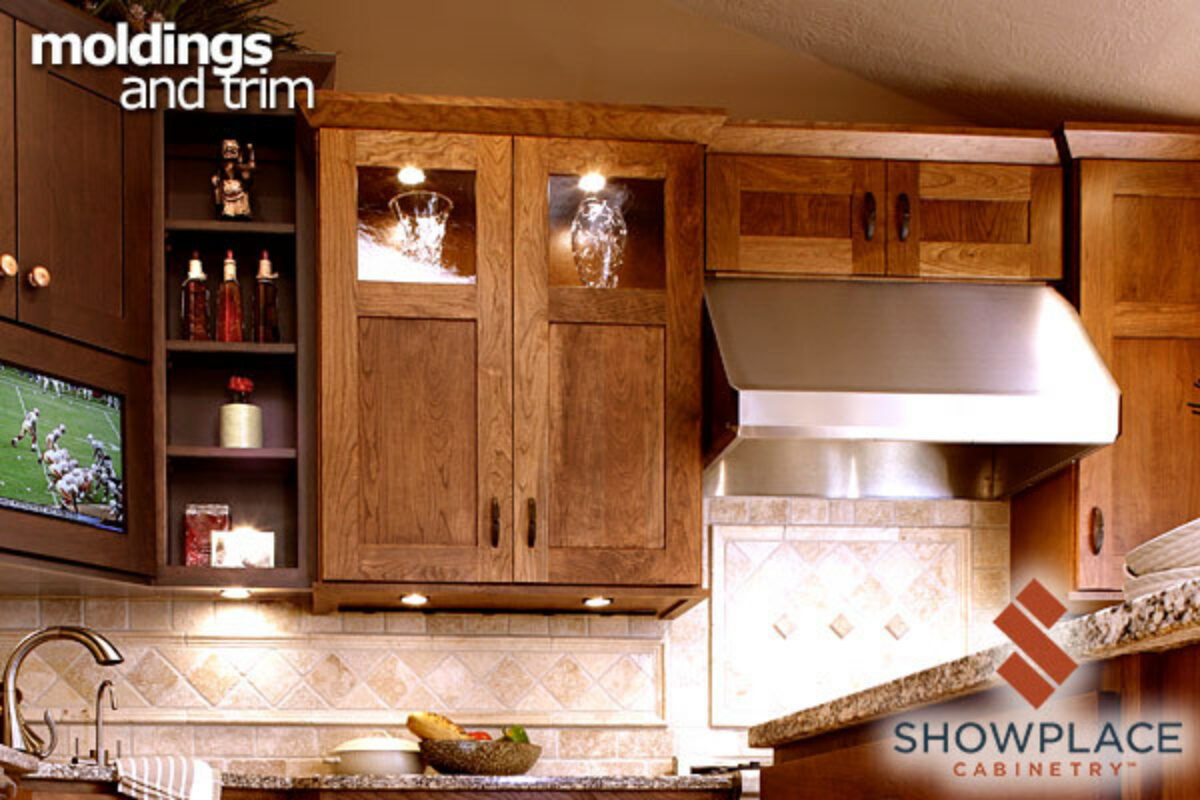 Moldings Trim Showplace Cabinetry
