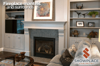Fireplace Mantels and Surrounds | Showplace Cabinetry