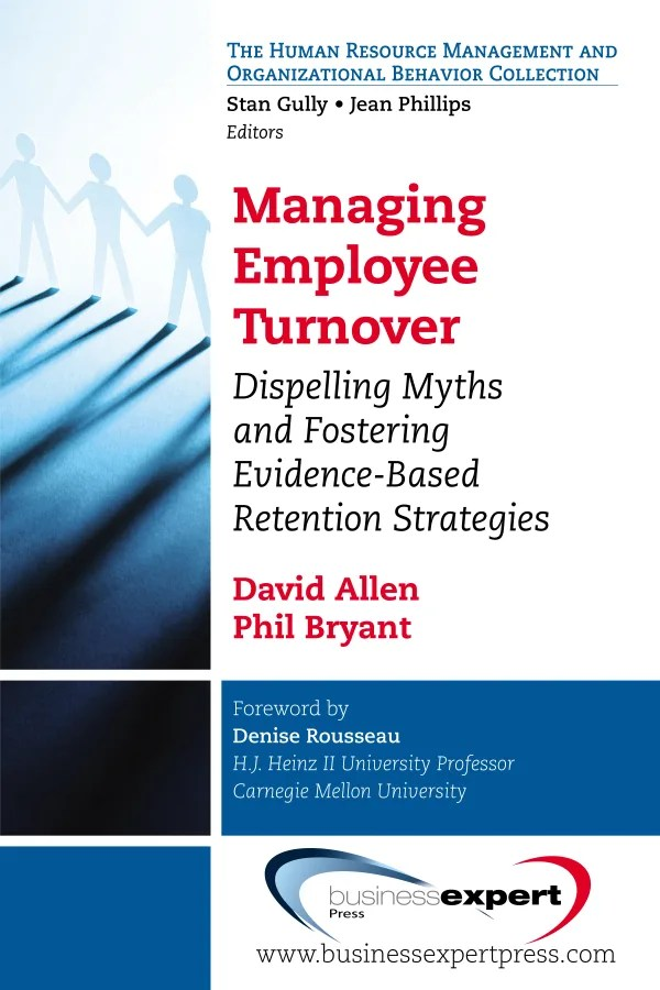 Managing Employee Turnover Myths to Dispel and Strategies for
