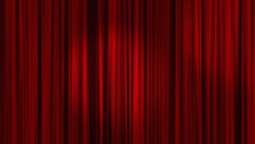 Red curtain stage stock footage video shutterstock