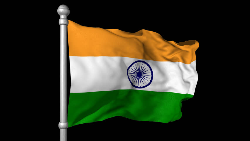 Indian Flag Animated Wallpaper 3d Seamless Looping High Definition Video Of The Indian Flag