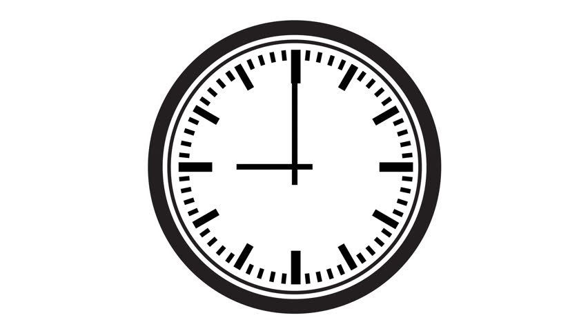 grandfather clock face diagram