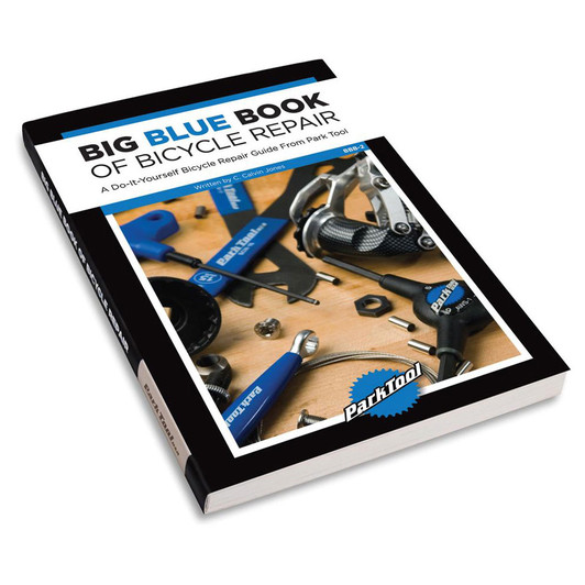 Park Tool Big Blue Book of Bike Repair Second Edition | Sigma Sport
