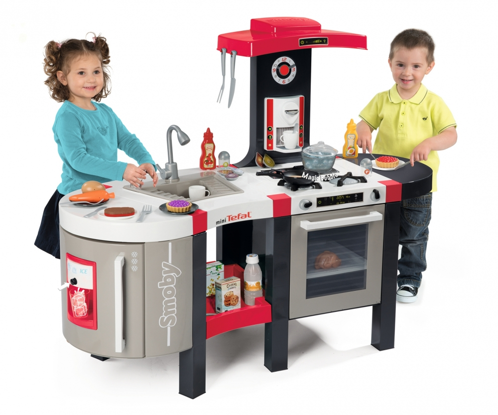 Küche Smoby Tefal Tefal French Touch Bubble Kitchen Accessories Role Play