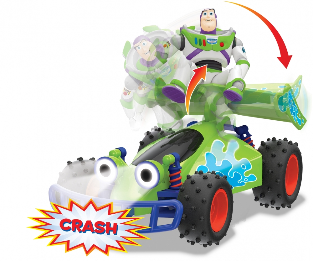 Toy Story Rc Buggy Rc Toy Story Crash Buggy Licenses Brands Products