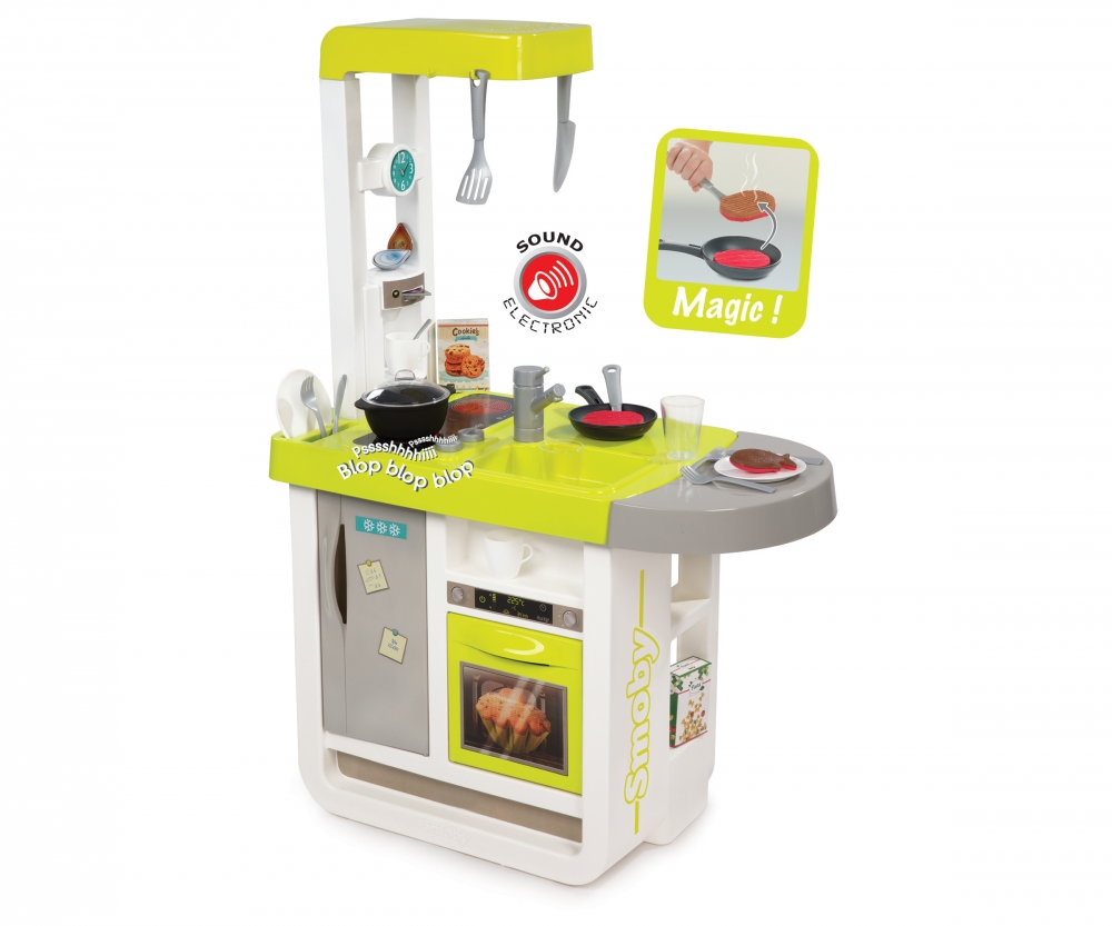 Smoby Tefal French Touch Bubble Küche Mit Wasserfunktion Smoby Küche Mytoys