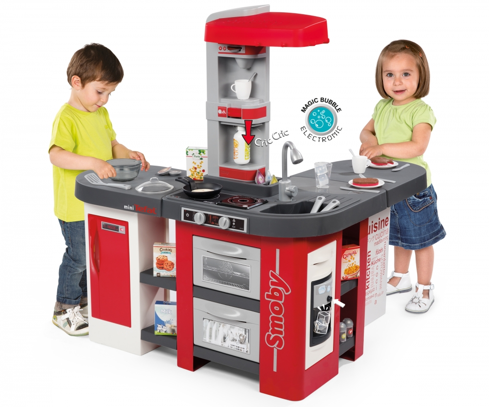 Küche Smoby Tefal Tefal Studio Kitchen Xxl Bubble Kitchens And Accessorises Role