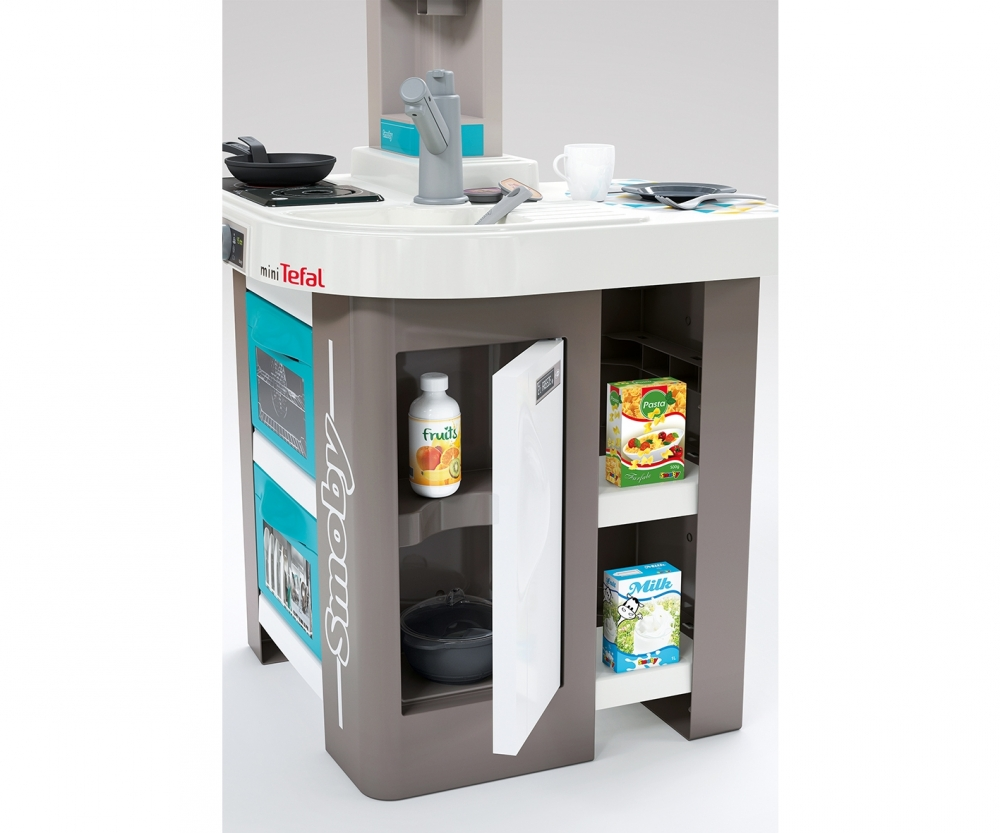 Tefal Studio Kitchen Bubble Role Play Products Www Smoby Com