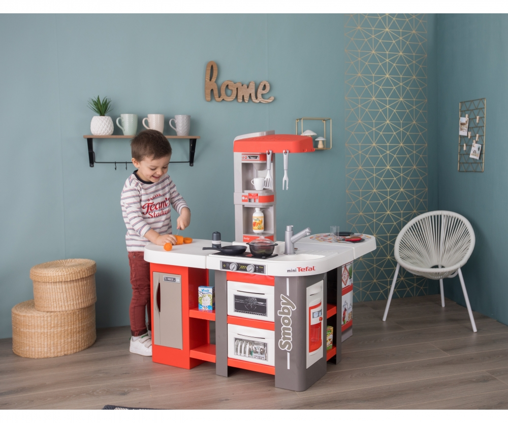 Smoby Küche Bubble Tefal Studio Kitchen Xxl Bubble - Role Play - Products - Www.smoby.com