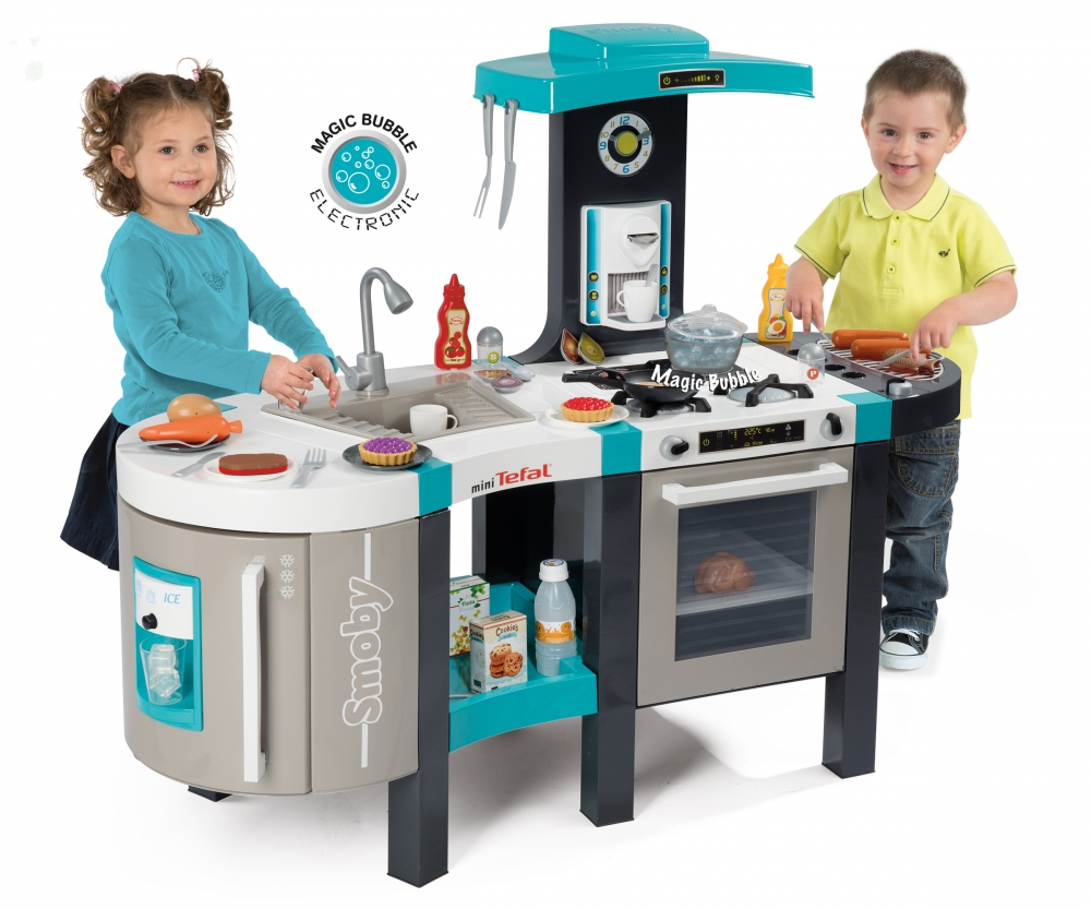 Smoby Küche Mini Tefal Tefal French Touch Bubble Kitchen Kitchens And Accessorises