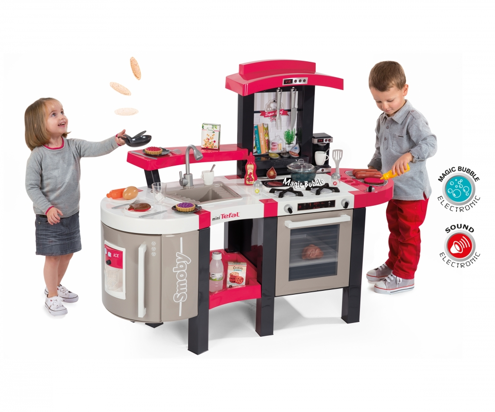 Smoby Küche Mini Tefal Tefal Super Chef Deluxe Kitchen Kitchens And Accessorises Role