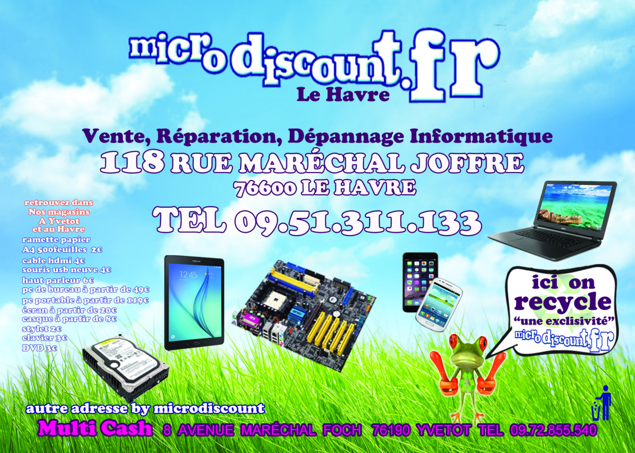 But Informatique Pc Bureau Accueil Microdiscount Simplesite