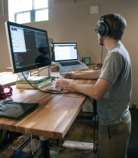 build your own desk plans  woodworktips